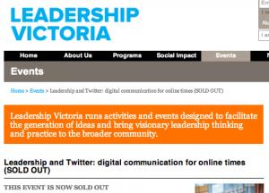 Digital Leadership Keynote