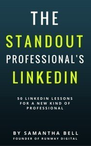 The Standout Professional's Linkedin - eBook cover