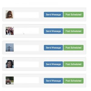 Automate Happy Birthday messages on Facebook