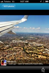 Foursquare Melbourne Airport Lift-Off