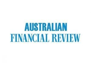 Samantha Bell of Runway Digital article in The Australian Financial Review Newspaper in Australia Digital Style