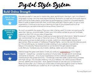 Digital Style System v1.0 pg6