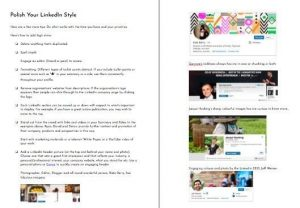 LinkedIn Style Book - example pages - Polish your LinkedIn Style