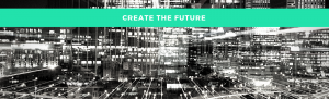 FREE LinkedIn Banner - Digital Style Program - Create the Future City