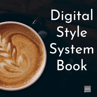 Digital Style System Book by Samantha Bell of Runway Digital