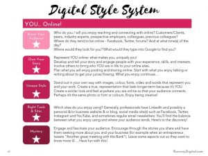 Digital Style System Book version 1.0, Page 2