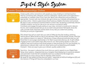 Digital Style System Book version 1.0, Page 3