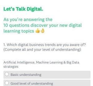 Digital Style System Survey - Direct your Digital Education