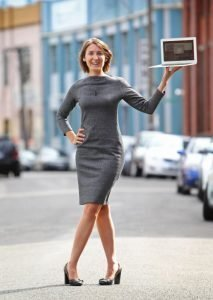Samantha Bell Digital Coach Melbourne appears in the Herald Sun